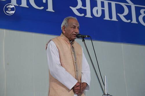 Member Executive Committee, SNM, Kirpa Sagar from Faridabad, Haryana