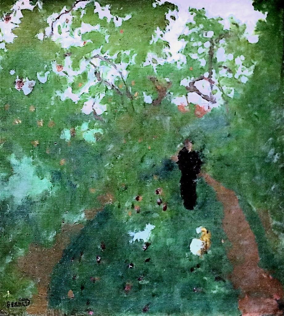 IMG_7743 Pierre Bonnard. 1867-1947. Paris. Promenade dans … | Flickr