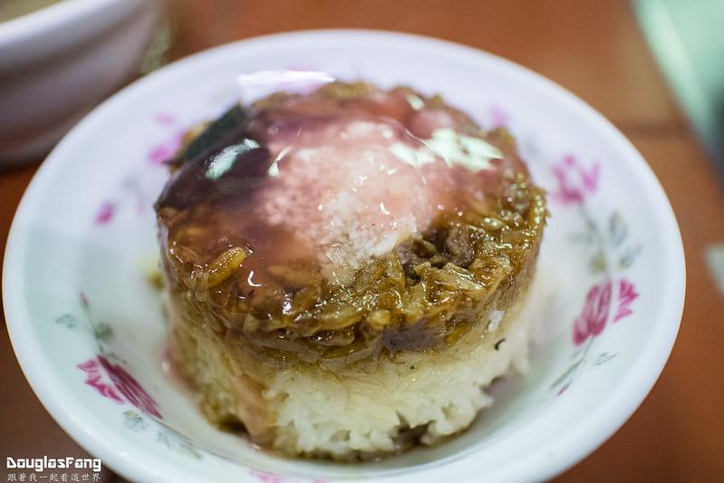 【食記】嘉義市東區袁家筒仔米糕排骨酥 (7)