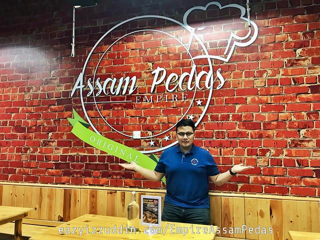 Empire Assam Pedas