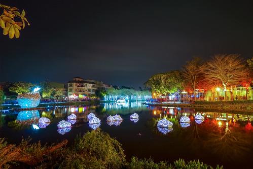 月津港 9P夜生活