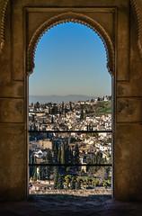 Window of Granada