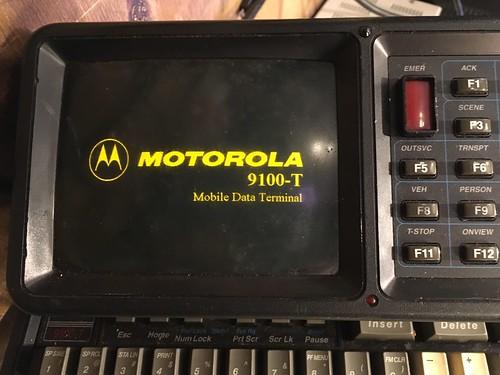 Motorola MDT