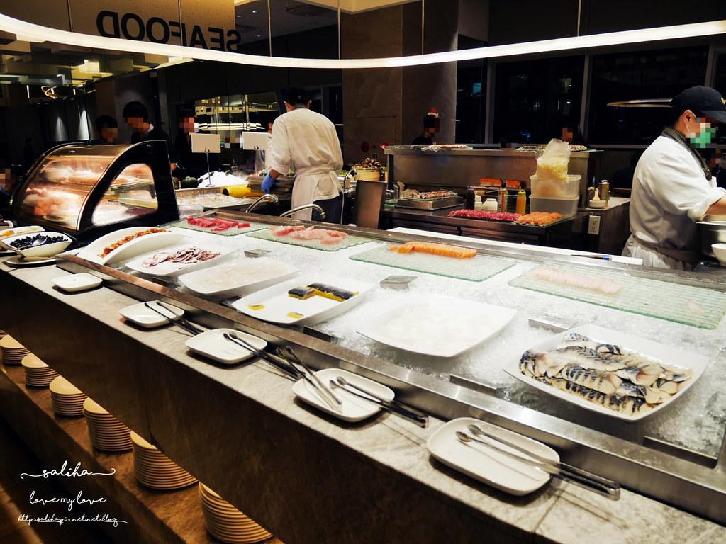 台北大安漢來海港餐廳-敦化店自助餐吃到飽
