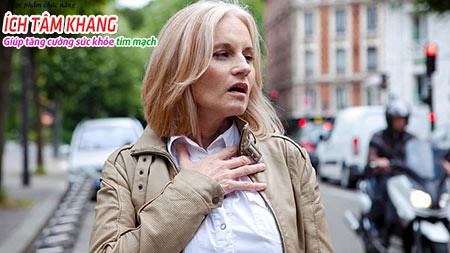 Khó thở là một trong những triệu chứng thường gặp phải ở người hở van động mạch chủ