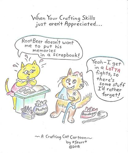 CraftingCatRootBeer