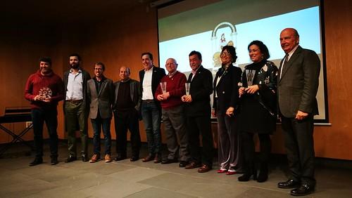 Acto institucional del Día de Andalucía en La Almona