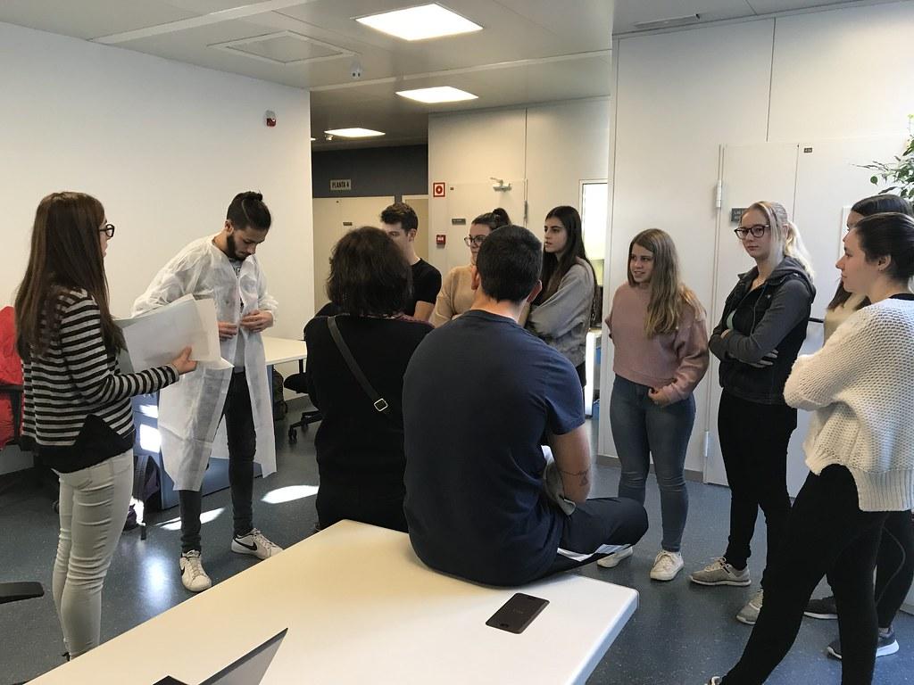 Institut Bisbe Sevilla - ESCOLAB - 15 December 2017