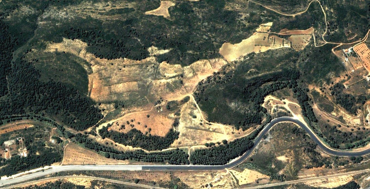 urbanización ríos del belengueron, valencia, don mendo, antes, urbanismo, planeamiento, urbano, desastre, urbanístico, construcción
