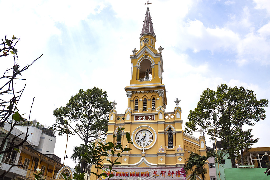 Cha Tam Church--Saigon 2