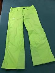 Kjus lyžařské kalhoty - titulní fotka
