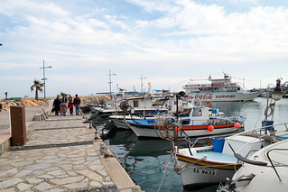 Ayia Napa port