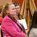 February 15, 2018. Rep. McCarty attends the Community Foundation of Eastern Connecticut's release of the Women & Girls Funds' first ever Report on The Status of Women and Girls in Eastern Connecticut at the Garde Arts Center in New London.