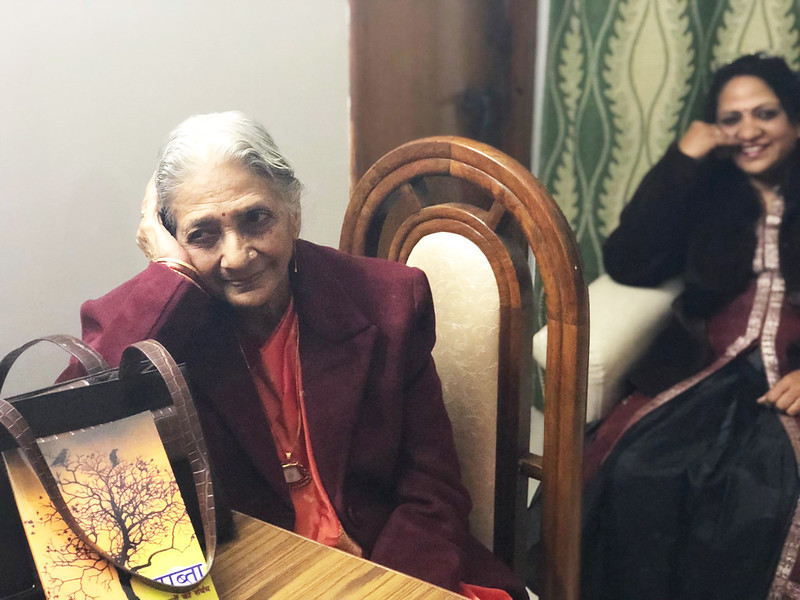 Delhi's Bandaged Heart – Vidya Singh, Ghaziabad