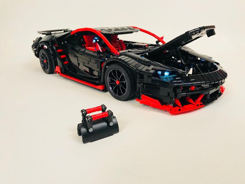 Lego Moc 12560 Lamborghini Centenario Technic Gt Model 2018 Rebrickable Build With Lego