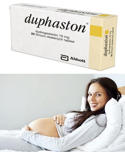 thuốc duphaston dưỡng thai