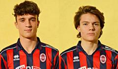 Allievi Elite 2001, due rossoblu nella Rappresentativa Under 17