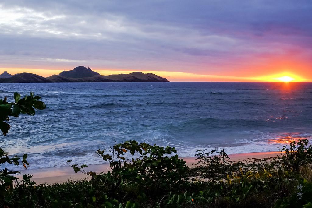 Marvellous sunset