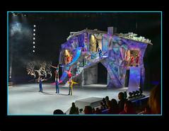 Cirque Du Soleil -- Stage Set  -- Topeka, KS