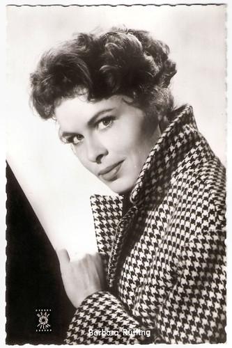 Barbara Rütting in Glücksritter (1957)