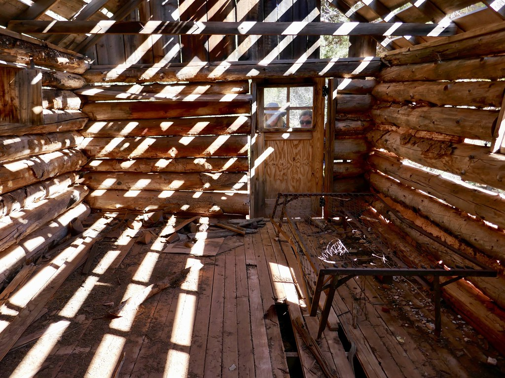 Old Cabin, Taylor Creek Trail, Utah