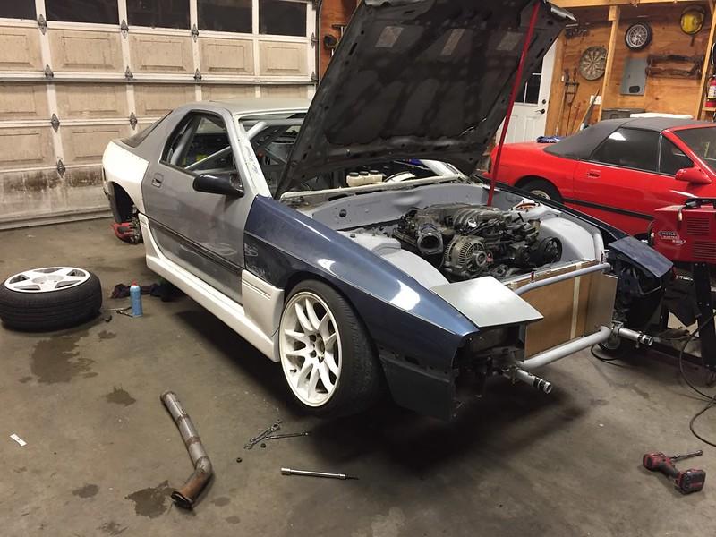 Blue Car Dust Hub Cap Valve stem Tire Wheel Alloys Locking Secured car #209