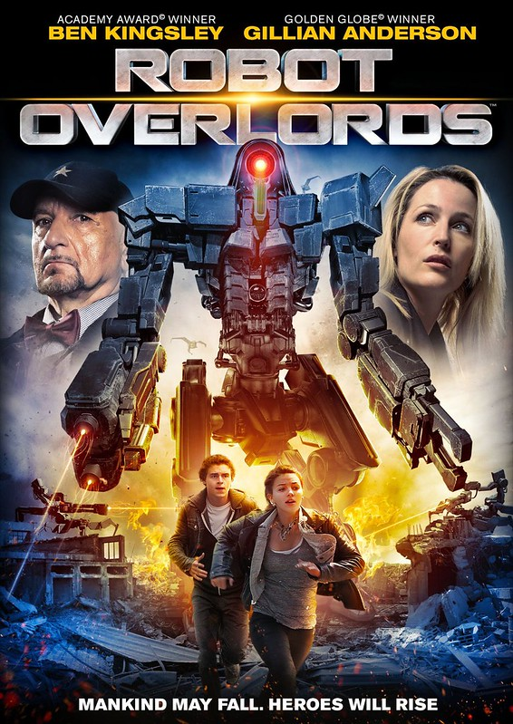 Robot Overlords - Poster 2