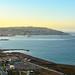 Coucher de soleil sur Alger