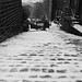 Cobbled entrance path to the Heptonstall Wesleyan Chapel 1764