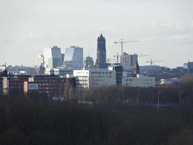 Skyline of Utrecht, Sony DSC-WX300