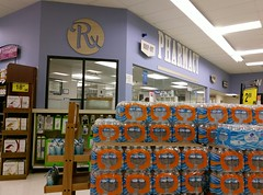 Another view of the Millington TN Kroger pharmacy