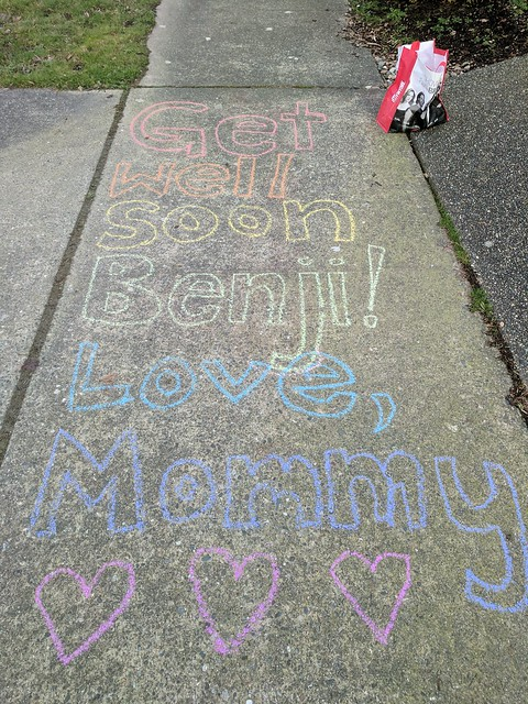 Less Sick: Sidewalk Chalk