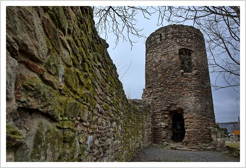 ...und noch ein Stück Mittelalter im Osterzgebirge