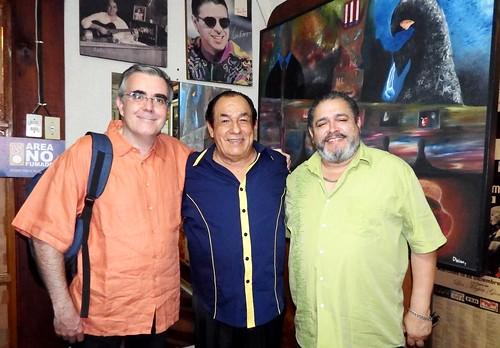 Santiago Montobbio en Nicaragua