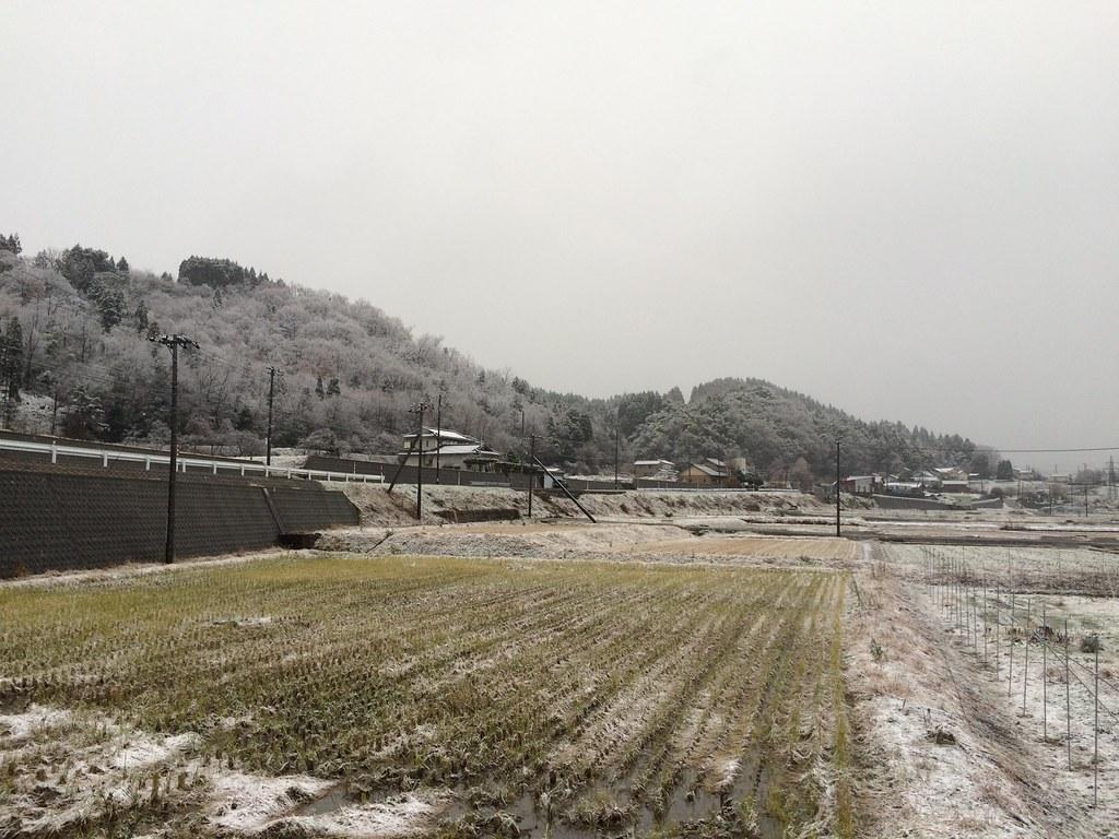 雪景色?w
