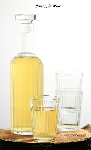 Recipe for Pineapple Wine