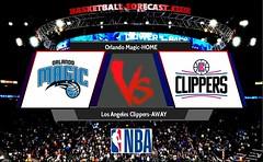 Orlando Magic-Los Angeles Clippers Dec 13 2017