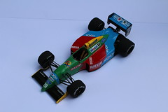 Hasegawa 1/24 Benetton-Ford B190