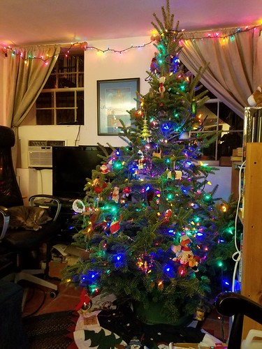 Not Fully Decorated Tree