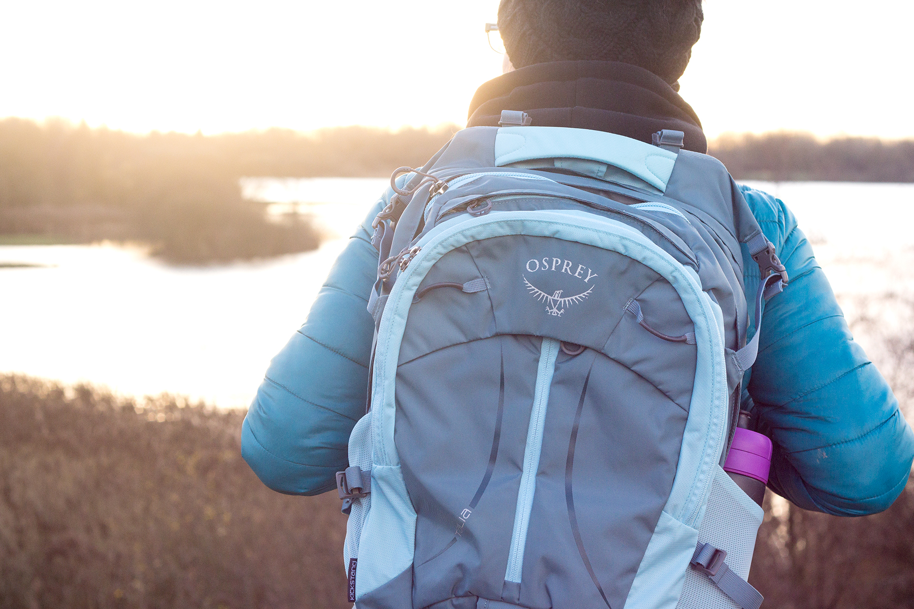 Finding the Time for Travel and Adventure | OSprey Talia Backpack | awaywithkatie.com