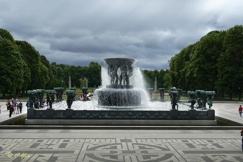 Oslo Vigeland - Norway