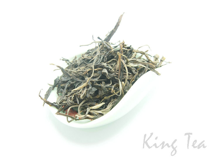 2017 BOKURYO YiWu  High  Mountain Arbor Tree Spring MaoCha Puerh Raw Tea Sheng Cha