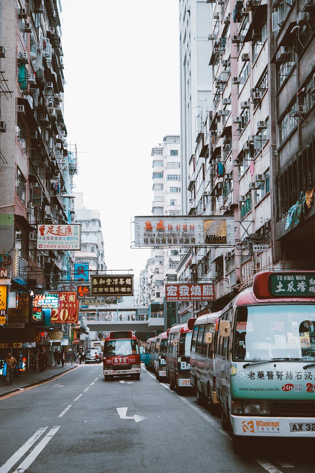 HONG KONG 3-16