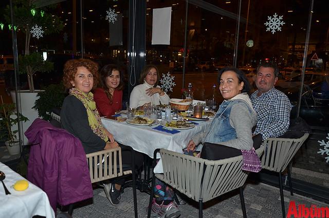 Ayşe Gülperi, Toprak Yüksel Özdemir, Nuran Çavuşoğlu, Suat Çavuşoğlu, İlke Duman