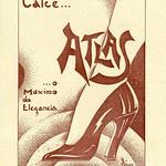 Sat, 2017-12-16 15:25 - Publicidade à marca de calçado Atlas.  Ilustração de: Péres  Site: hemerotecadigital.cm-lisboa.pt/index.htm  periodical link: hemerotecadigital.cm-lisboa.pt/Periodicos/InvictaCine/Inv...  page link: hemerotecadigital.cm-lisboa.pt/Periodicos/InvictaCine/N22...
