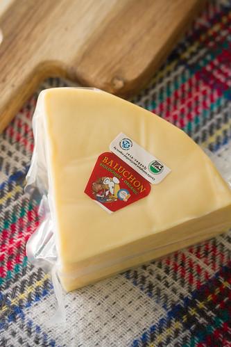 Baluchon Cheese