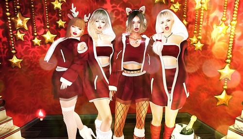 GB angels -  Merry Christmas!