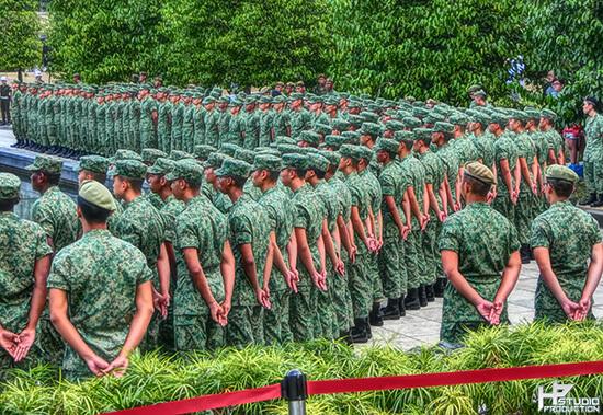 3rd Battalion Singapore Guards