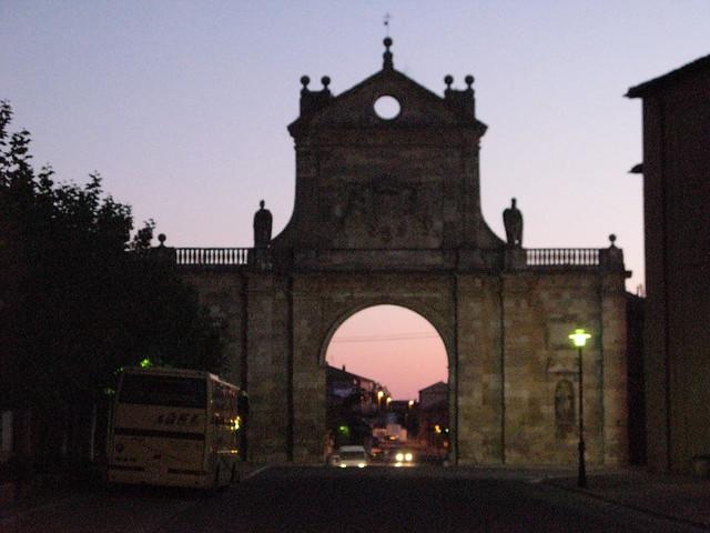 Dienstag, den 8. September: Sahagún → El Burgo Ranero