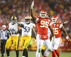 (2016 Season) Divisional Playoffs: Kansas City Chiefs vs Pittsburgh Steelers